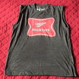 Other - Miller high life beer tank
